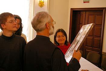 Исполнилось 10 лет Свято-Никольскому братству