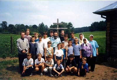Первый выпуск в воскресной школе