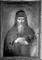 Ікана прп. Фёдара Астрожскага