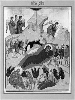 Песнопения праздника Рождества Христова