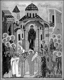Песнопения праздника Покрова