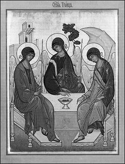 Песнопения праздника Троицы