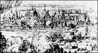 Брестский мужской монастырь Св Симеона Столпника