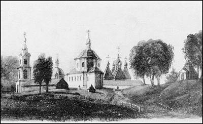 Витебский Троицкий (Марков) монастырь