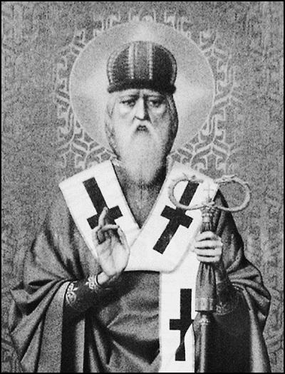 Святитель Симеон, епископ Полоцкий