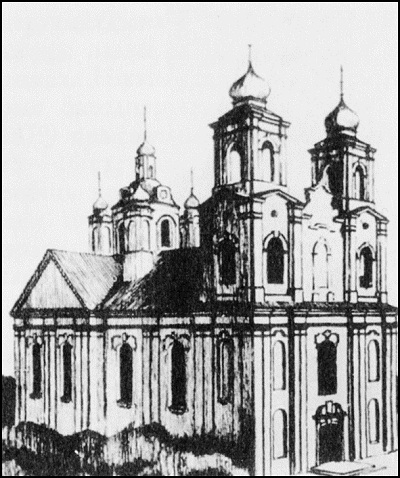 Могилевский Спасо-Преображенский монастырь