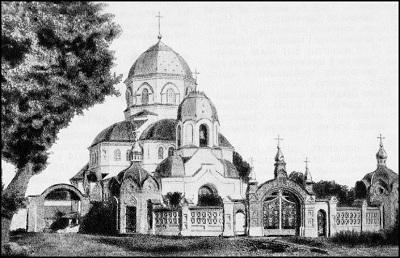 Тупичевский монастырь во имя Святога Духа