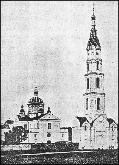 Мстиславский Пустынский Успенский монастырь