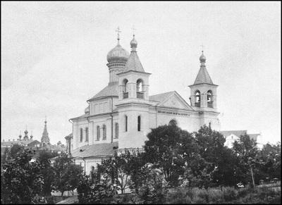 Минский Свято-Петро-Павловский собор и монастырь