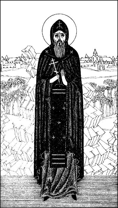 Преподобномученик Макарий, игумен Пинский