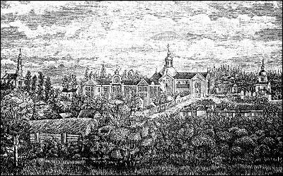 Жировичский Свято-Успенский монастырь