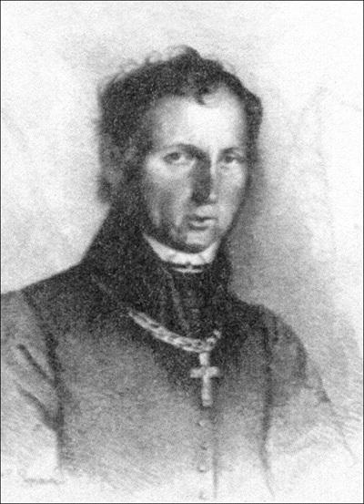 прот. Міхаіл Баброўскі (1784–1848)
