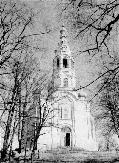 Свята-Сімяонаўская царква ў Камянцы