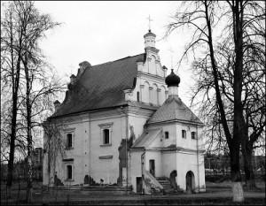Манастырскі храм у гонар Святой Троіцы