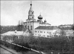 Мінскі Спаса-Праабражэнскі манастыр