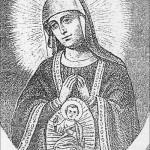 Ікона Божае Маці «Дапамога пры родах»