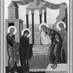 Стрэчанне Госпада нашага Iiсуса Хрыста (Грамнiцы), 15 лютага