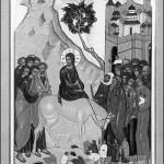 Уваход Гасподнi ў Iерусалiм (Вербная нядзеля, Вербнiца), 1 красавiка (дата рухомая)