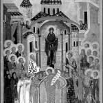Пакроў Прасвятой Уладычыцы нашай Багародзiцы i Вечнадзевы Марыi (Пакрова), 14 кастрычнiка