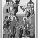 Увядзенне ў храм Прасвятой Уладычыцы нашае Багародзiцы i Вечнадзевы Марыi, 4 снежня
