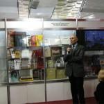 Выдавецтва сабора прымае ўдзел у ХХ Міжнароднай кніжнай выстаўцы-кірмашы