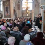 17 марта в Свято-Петро-Павловском соборе прошел чин прощения