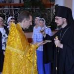 У Кінаніі адбылася літургія ў дзень памяці прападобнага Фёдара Астрожскага