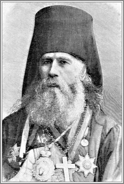 Ніканор (Браўковіч) архіепіскап Адэскі  і Херсонскі (1826-1890)