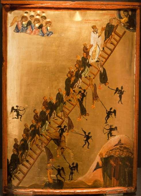 Лествица. 12-й век