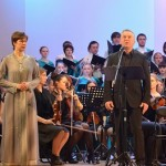 У Мінску адбыўся канцэрт «Страсці паводле Матфея»