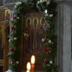 У саборы адбылося святочнае богаслужэнне ў гонар Віленскіх мучанікаў
