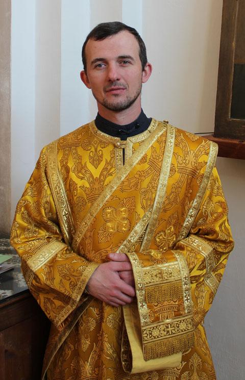 Диакон Павел Рунец