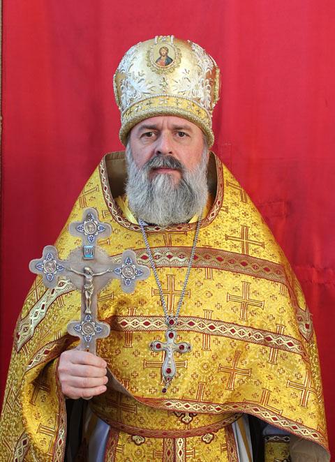 Протоиерей Георгий Дзичковский