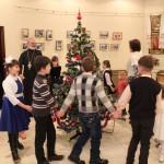В приходском доме собора прошел Рождественский утренник