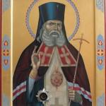 В соборе появилась икона свт. Луки (Войно-Ясенецкого)