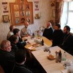 Состоялось собрание клира  Свято-Петро-Павловского собора