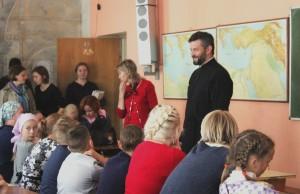 Начался новый учебный год Воскресной школы
