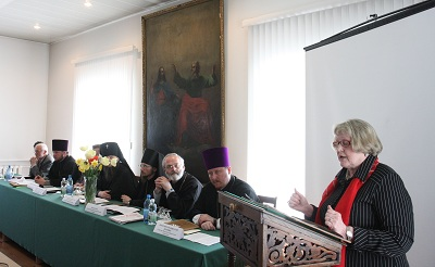 В Минске прошла конференция, посвященная 400-летия преставления св. Софии Слуцкой и 400-летия основания собора