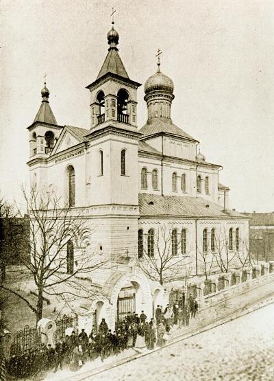 Петра-Паўлаўскі сабор