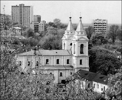 Мазырскі кафедральны сабор Арыстраціга Міхаіла