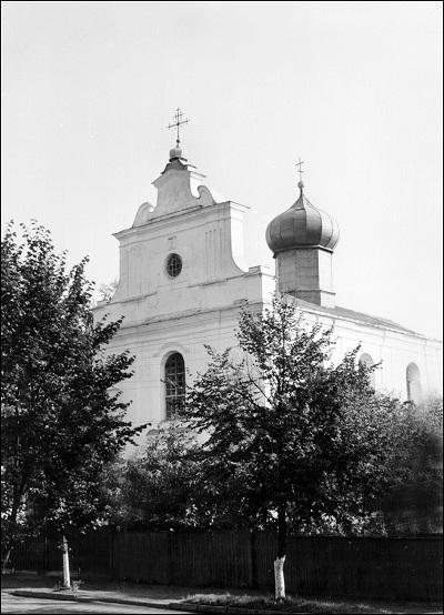 Пінскі кафедральны Свята-Варварынскі сабор