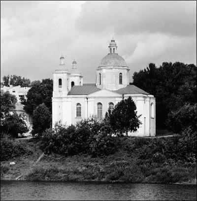 Полацкі кафедральны Свята-Богаяўленскі сабор