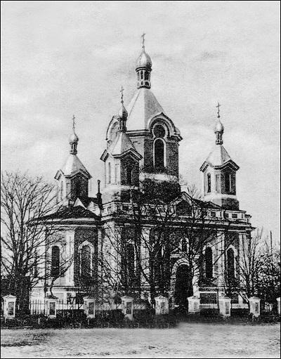 Брэсцкі Свята-Сімяонаўскі кафедральны сабор