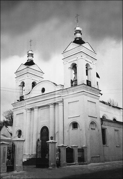 Віцебскі кафедральны Свята-Пакроўскі сабор