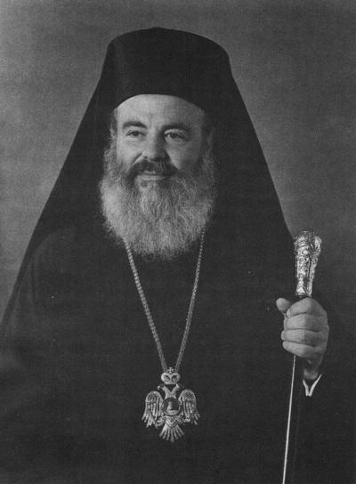 Блаженнейший Христодул (Параскевидис)