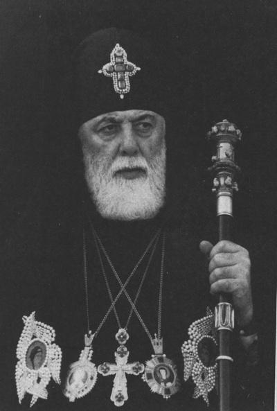 Католикос-Патриарх Илия II (Шиолошвили)