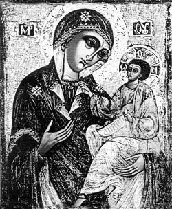 Бельская икона Божией Матери