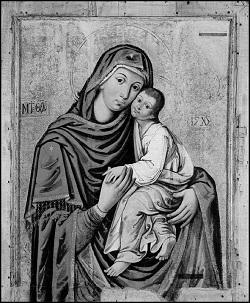 Смоленская икона Божией Матери, именуемая «Умиление»