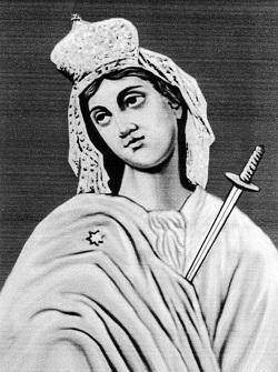 Васильковская икона Божией Матери