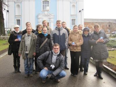 Клуб православных следопытов